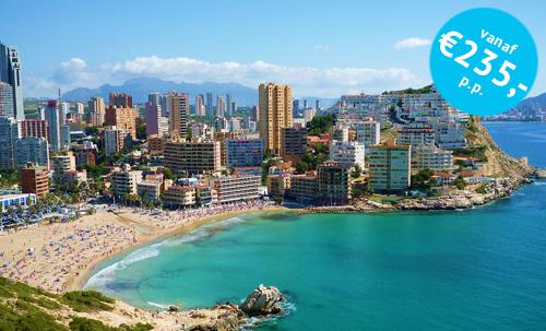 Taoufik Reizen Pakketreis Alicante