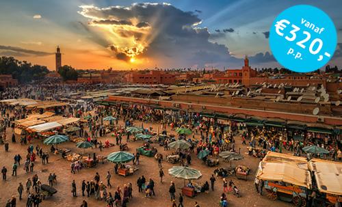 Taoufik Reizen Pakketreis Marrakech